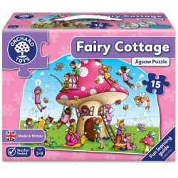 Orchard Toys Fairy Cottage Jigsaw Puzzle