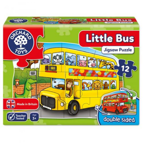 Orchard Toys Little Bus Jigsaw Puzzle