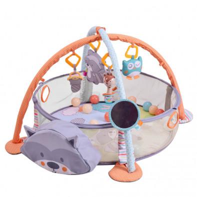 Bebe Stars  Γυμναστήριο – Πάρκο δραστηριοτήτων 3in1 Squirrel 100-170