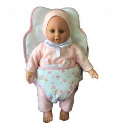"Lamagik Magic Baby Κούκλα ""Lia"" με Μάρσιπο"