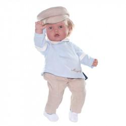 Lamagik Magic Baby Κούκλα Moflete 'Beret boy'
