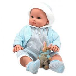 Lamagik Magic Baby Κούκλα Chencho 'Arthur stripes'