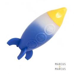 Marcus & Marcus Πύραυλος Παιχνίδι Σιλικόνης για το μπάνιο