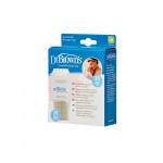 Dr. Browns Σακουλάκια Φύλαξης Μητρικού Γάλακτος  (25 τεμ)