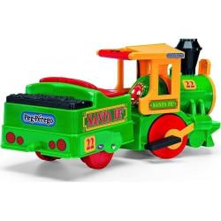 Peg-Perego Παιδικό Ηλεκτροκίνητο Τρένο Sante Fe Train ED1071