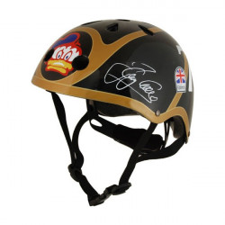 Kiddimoto Κράνος Metallic Barry Sheene