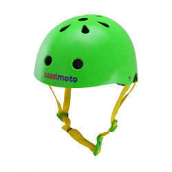 Kiddimoto Κράνος Neon Green