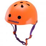 Kiddimoto Κράνος Matte Orange