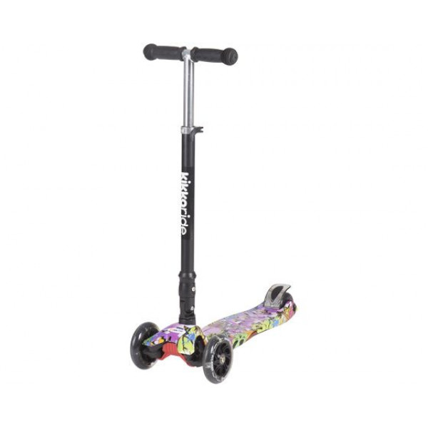 Kikka Boo Scooter Graffiti Hip Hop - 31006010026