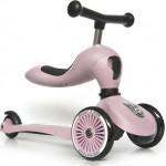 Scoot & Ride Ποδήλατο Ισορροπίας και Πατίνι 2 σε 1 Highwaykick 1 Rose 96270