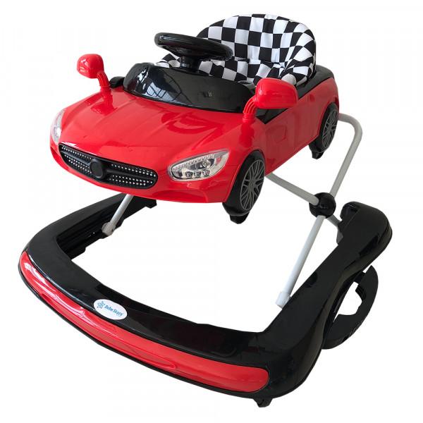 Bebe Stars Περπατούρα Racing Car 4in1 4210