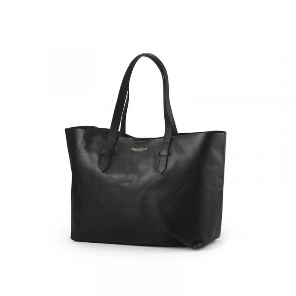 a1d92570f8 Elodie Details Τσάντα Αλλαξιέρα Δερμάτινη  Black