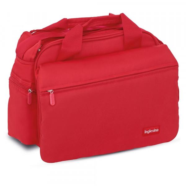 ce687bf4eb3 Inglesina Τσάντα Αλλαξιέρα My Baby Bag-RED