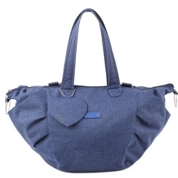 Minene Τσάντα Αλλαξιέρα Amelie μπλε 9638