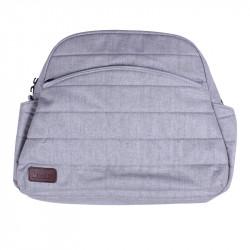 Minene Τσάντα Αλλαξιέρα Nicki- Light Grey 9492