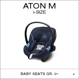 Cybex Aton M i-Size Car Seats