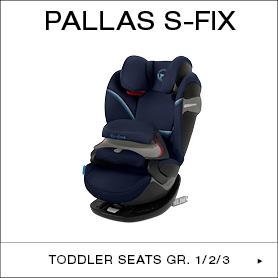 Cybex Pallas S-Fix Car Seats
