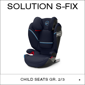 Cybex Solution S-Fix Car Seats