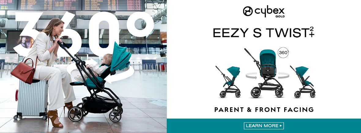 Cybex Eezy S Twist Travel System