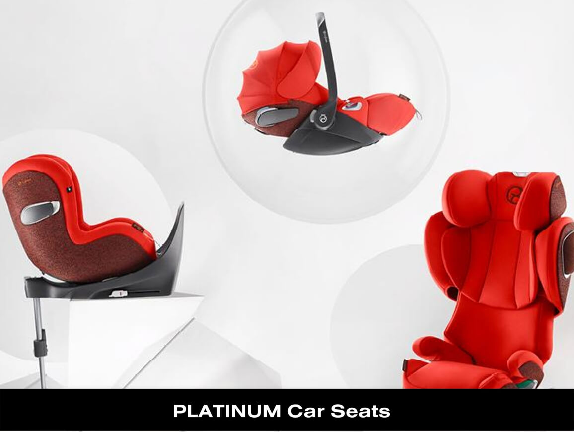 Cybex Platinum Car Seats