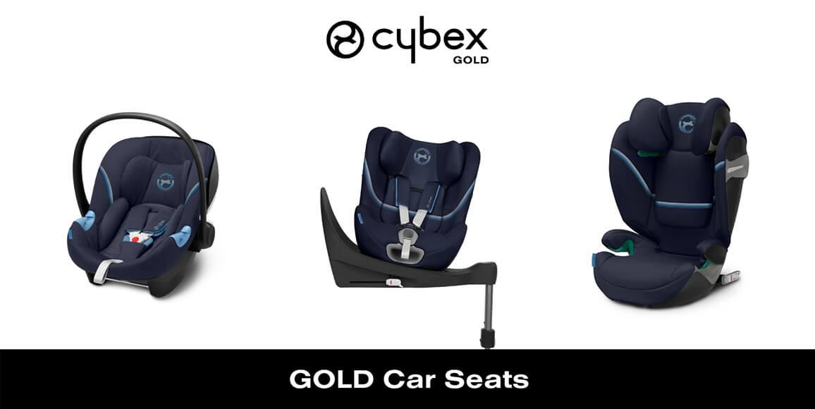 Cybex Gold Car Seats
