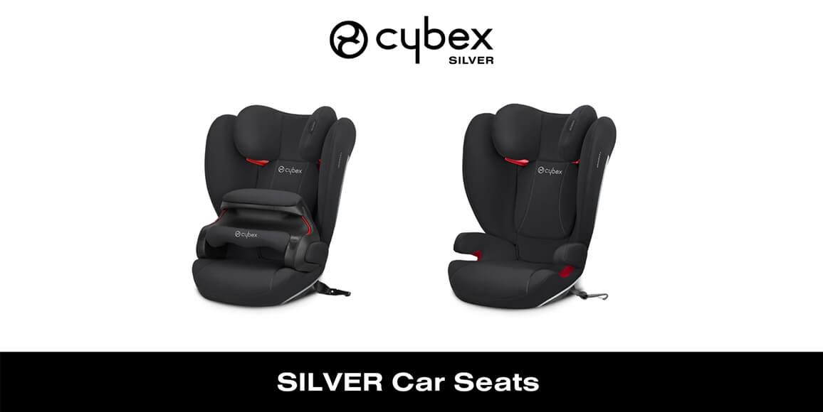 Cybex Silver Car Seats