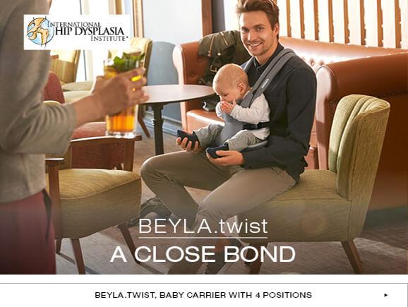 Cybex Beyla.twist Baby Carrier