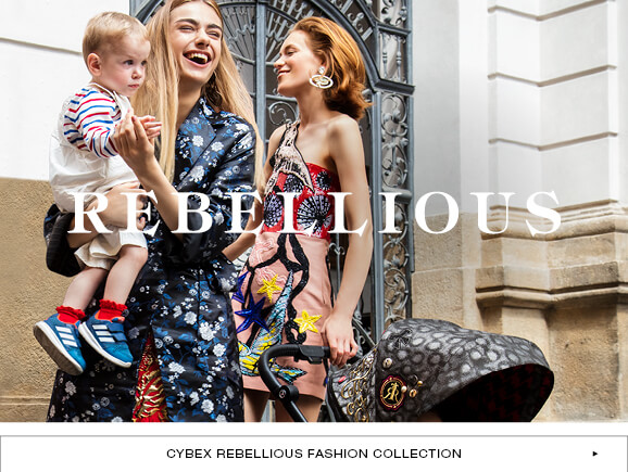 Cybex Rebellious Collection
