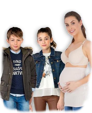 ρούχα αγόρι κορίτσι μαμά